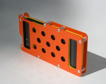 Orange Powder Coat iPhone 5