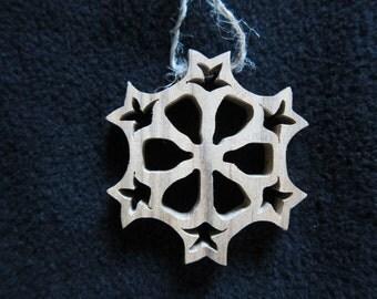 Snowflake - 13 Maple