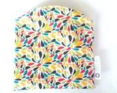 SNACKABY reusable eco friendly dishwasher safe reuseable sandwich bag Starburst