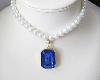 Crystals and Rhinestones Bridal Wedding Jewelry Earrings Gold Rhinestone Crystal Bridal Statement Necklace, Gold Crystal Wedding Necklace