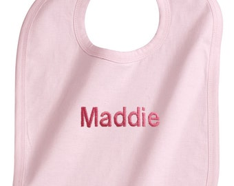 Baby bibs - personalized