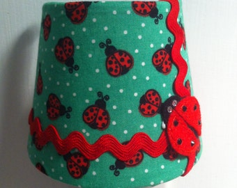 Lady Bug Night Light