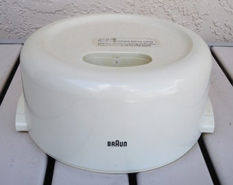 BRAUN MULTIPRESS Electric Juicer Model MP50 Lid Replacement Part(s).