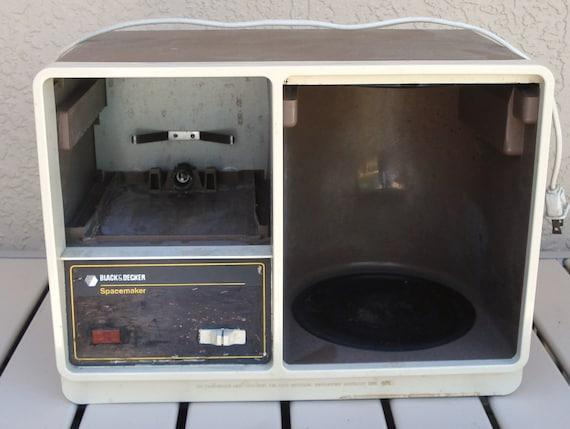 Vintage black and decker spacesaver 10 cups coffee maker base - Space saving coffee maker ...