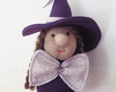 Custom Kitchen Witch for Desertsol