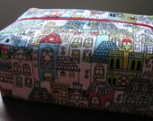 We'll Always Have Paris Project Bag