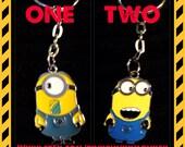 Minion keychains