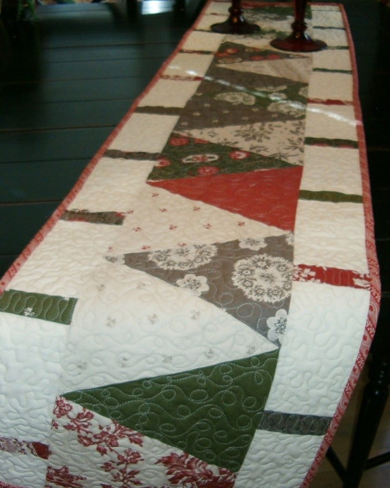 French Fa  in  La Christmas La Long extra runner  General Extra from long Table Runner table La