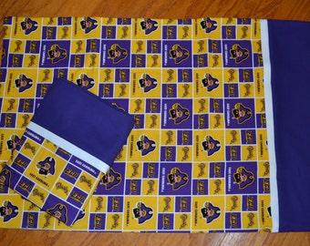 ECU Pillow cases