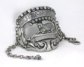 Our Darling Cuff Bracelet