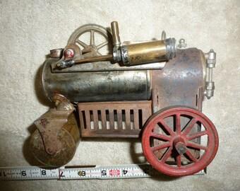 1920s Weeden Steam Roller model 646 vintage Toy