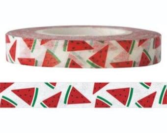 watermelon Washi Tape (8mm X 15M)
