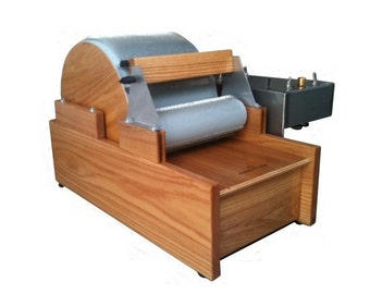 "Large ""Big brother"" Motorized electric drum carder"