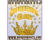 Conquering Glory Spiritual Oil - For Success - Triumph Over Obstacles - Magical, Organic, Aromatherapeutic