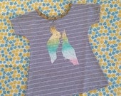 Cockatoo Girls Tee Dress Sz 5