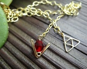 Goron's Ruby Necklace