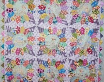 PDF of Crown Jewels quilt pattern