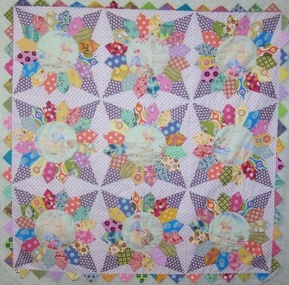 Crown Jewels quilt pattern