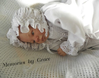 CLEARANCE - Beautiful Baptism - Christening Gown Set