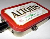 24 Volt AC Powered CMOY Grado RA1 JRC4556 Headphone Amplifier Rechargeable Peppermint