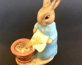 Beswick Beatrix Potter Cecily Parsley BP3a
