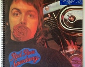 Paul McCartney Recycled Record Album Cover Book