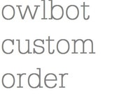 Custom Order for Midknightsaber