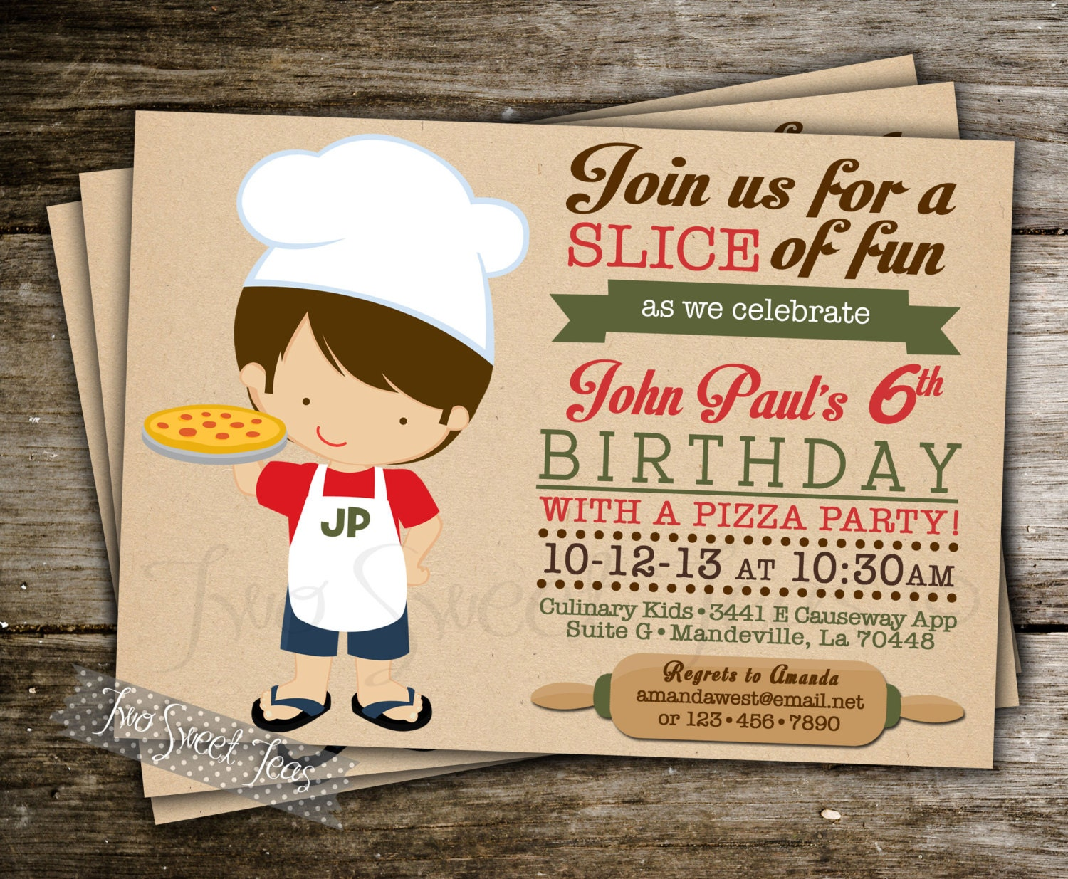 Pizza Party Invitation is great invitation sample