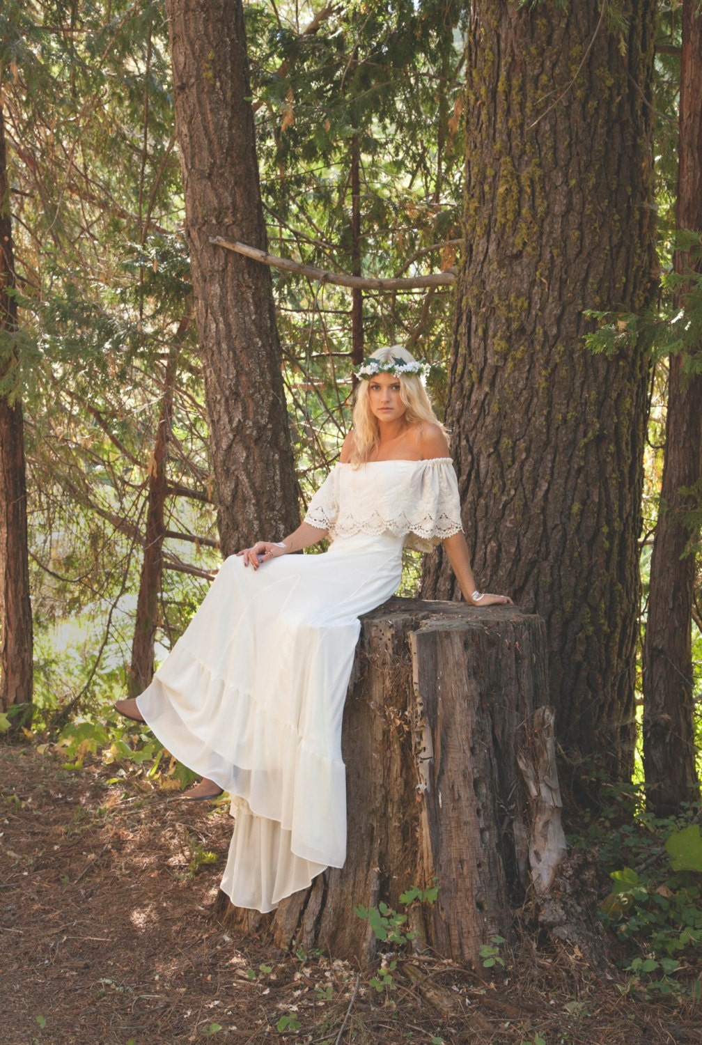 70 Best Bohemian Wedding Dresses - Boho Wedding Dress ...