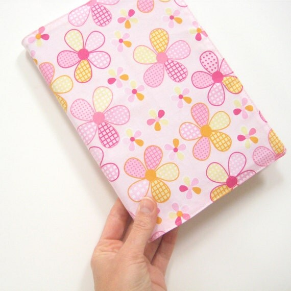 2014 Daily Planner notebook, soft pale pink, A5 2014 Day to a Page Diary, Gifts for her under 50