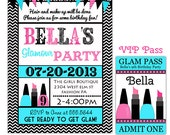 Glamour Girl Ticket VIP package  PaRtY PaCk includes Tickets Vip PaSsEs- U PRINT