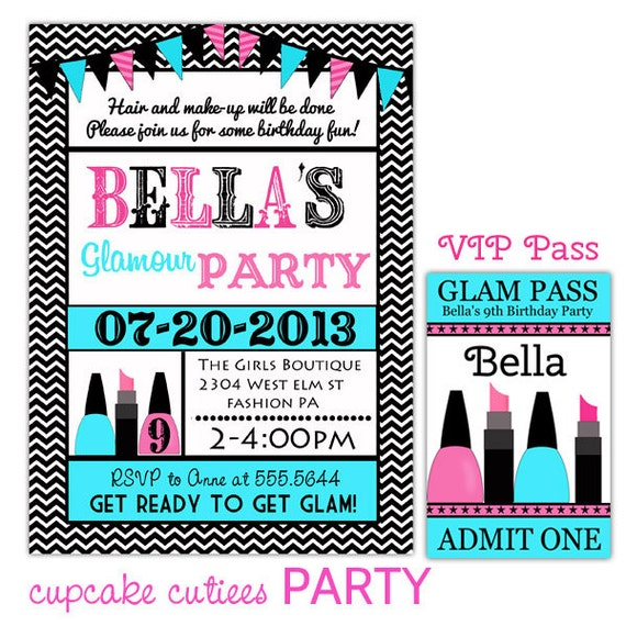 Glamour Girl Ticket VIP package PaRtY PaCk by ...