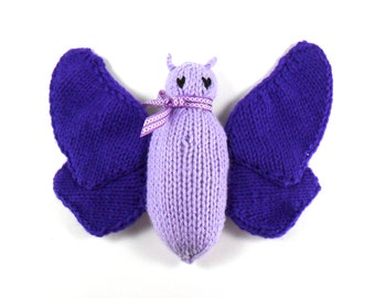 Tori the Butterfly - Cuddly Stuffed Animal