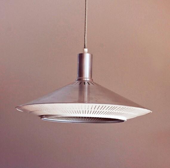 retro danish hanging lamp mid century modern danish hanging. Black Bedroom Furniture Sets. Home Design Ideas