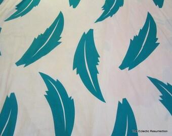 Vintage Spandex Swimwear Fabric by Gilbert Frank 4 Way Stretch 3.5 yards Dress or Swimwear fabric