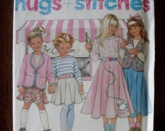 "Simplicity ""Hugs and Stitches"" Pattern 7401"