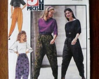 Butterick Pants Pattern 5186