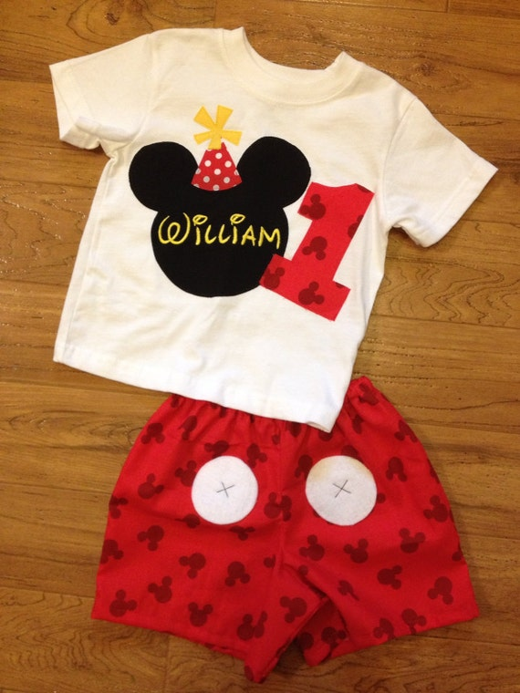 Find great deals on eBay for mickey mouse boy outfit. Shop with confidence.