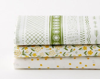 Assorted Pattern Fabric Pack 1/4 Yard (DL46)