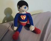 Crochet Superman