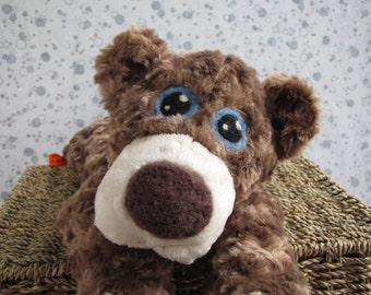 Bear STUFFED ANIMAL Sewing Pattern
