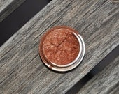 Shiny 3g Pigmented Mineral Eye Shadow Jar with Sifter