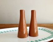 Mod Ceramic Salt and Pepper Shakers