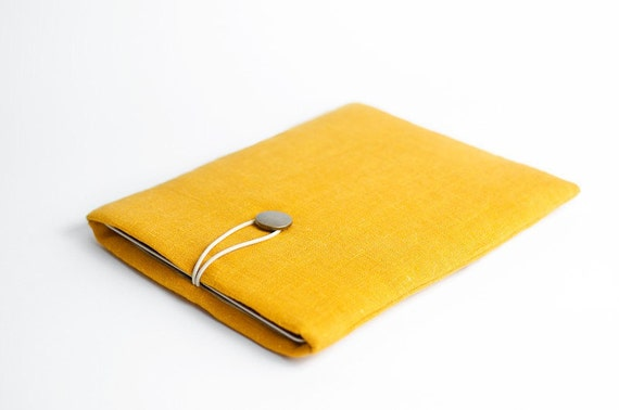 Macbook Air 13 case, Macbook Pro 13, yellow