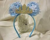 Elsa Minnie Ears...Bow Style