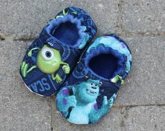Monsters University Fabric Children's Slippers