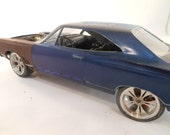 Junkyard Car,Junker Model,Classicwrecks, Scale Model, Rusted Car ,Gtx
