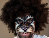 Cat mask Masquerade Ball (Mt. Lion style) Unisex Adult