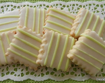 Gourmet Key Lime Cookies