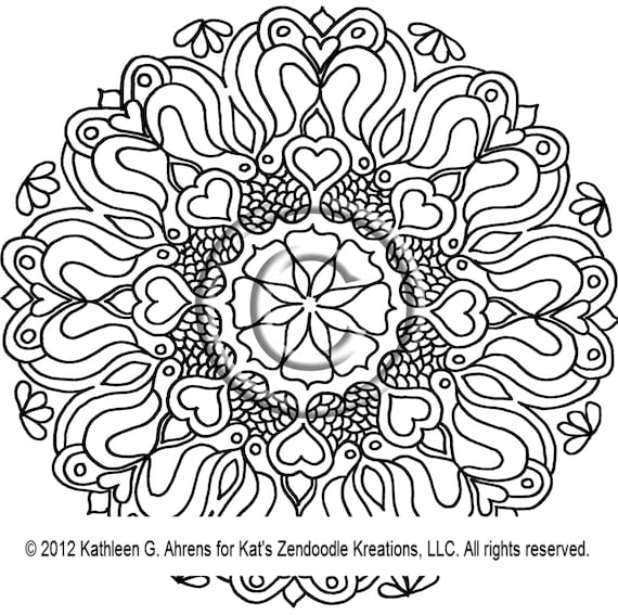 Hippie Coloring Pages Pdf : Hippie coloring page pdf download